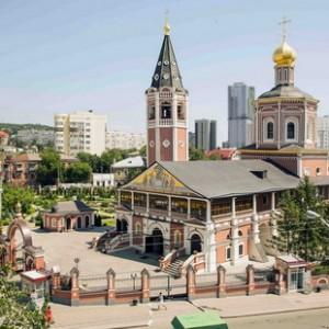 Свято-Троицкий кафедральный собор Саратова